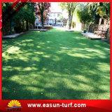 잔디를 정원사 노릇을 하는 자연적인 정원을%s 가진 인공적인 양탄자 잔디 잔디밭 장식