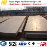 A709 placa de acero para Archictecture, estructura, construcción