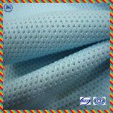 Spandex tejido de malla de poliéster para Sportwear
