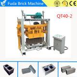 Della fabbrica dell'esportazione blocchetto a buon mercato piccolo Qt40-2 direttamente che fa macchina