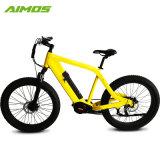 Nuevo diseño del Venta caliente 1000W 48V de la unidad MEDIA Bicicleta eléctrica