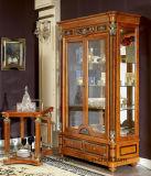 Italienische königliche hölzerne Art-Luxuxmessingdekoration-Buffet der Möbel-0029