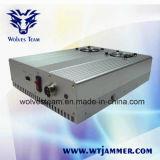 Neuer Art-Leistungs-Schreibtisch - CDMA/3G/GSM Blocker mit 2 kühlerem Ventilator-Handy-Hemmer