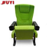 Neuer Entwurfs-populärer Theater-Stuhl-preiswerter Auditoriums-Stuhl Jy-614
