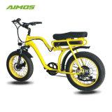 20 pulgadas Beach Cruiser mejor adulto bicicleta eléctrica 350W