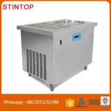 Migliore macchina del gelato della frittura di qualità con il singolo cassetto della vaschetta 6