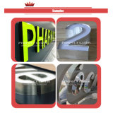 lámina metálica Manual de Acero Inoxidable Aluminio máquina de doblado