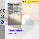 Gabinete de Hickey do aço inoxidável do hospital Thr-B072