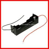 Cadre de batterie de SMT, caisse de batterie plaquée d'or d'incendie, support de batterie de SMD