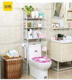 화장실 저장 선반에 3개의 선반 공간 절약 목욕탕 선반설치 단위,
