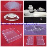 Scheda quadrata opaca di vetro di quarzo del silicone di elevata purezza