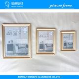 アルミニウムフレームフレームのアルバム写真フレーム