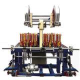 Corda da máquina ou do plástico da trança do laço do fio de metal que faz a maquinaria