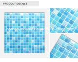 Установите противоскользящие Crystal стеклянной мозаики в бассейн оформлены в Фошань