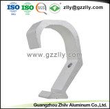 Perfiles de aluminio de la luz de LED gancho para la etapa