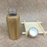 30ml 플라스틱 애완 동물 보스톤 실린더 대나무 목제 병