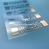 La norma ISO18000-6C UCODE 8 Sticker inlays RFID UHF para minoristas