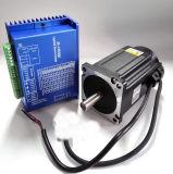 Router CNC NEMA 34 Motor de pasos de bucle cerrado 2 Fase 4 Cables solo eje 8.5nm