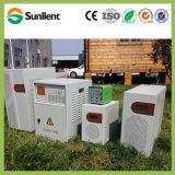 6kw de la Sistema Solar de la energía del panel solar de la potencia del hogar de la red