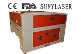 De Scherpe Machine van de Laser van de Kaart van de Uitnodiging van de hoge snelheid 50W