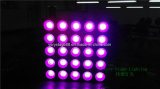 25*30W RGB 3 farbenreiches Blinder PFEILER LED des Publikums-In1 Stadiums-Matrix-Licht