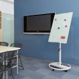 4つの車輪の立場との移動可能な小型磁気Whiteboard