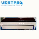 Condicionador de ar de controle remoto do Split solar do condicionamento de ar do quarto de motor