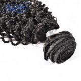 Бразильские Kinky курчавые волосы девственницы 2 пачки сотка Unprocessed человеческие волосы