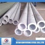 ASTM 304 316 laminó el tubo de acero inoxidable inconsútil