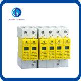 中国の製品か製造者。 230/400V 4p ACサージの回線保護装置SPD Sp40c275V-4-S