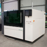 Máquina de estaca forte do laser da fibra do CNC de China