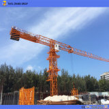 5510 Model Topless Tower Crane Self Erecting Tower Crane