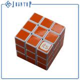 Bajo plástico MOQ Puzzle Magic Cube con el logotipo personalizado