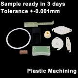 Het machinaal bewerken van de Nylon Plastic Delen van de Ingenieur met Hoge Precisie
