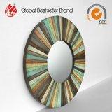 Client miroir mural coloré Handmade miroir Art (LH-M170861)