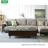 Hogar Muebles de Salón en forma de L chaise lounge sofás 1+3+L