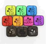 наушник мобильного телефона частей 3.5mm цветастый Earbud для iPhone Andirod