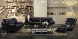 Sofá moderno Sbo-3979 da sala de visitas do sofá do sofá de couro