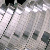 円形の端の乾燥した巻上げの変圧器のためのアルミニウムストリップシートテープ