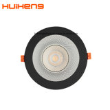 신제품 125mm 삭감된 구멍 Anti-Glare LED Downlight