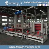 Semi-Auto tipo côordenado Palletizer para a linha de produção da água