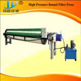 Filtropressa meccanica dell'azionamento del motore elettrico per il trattamento delle acque dei prodotti chimici