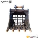 Escavadeira Rsbm 800-2200mm balde de treliça para venda