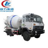 Vrachtwagen van de Concrete Mixer van Dongfeng 6X4 de Op zwaar werk berekende 8cbm 10cbm