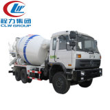 Dongfeng 6X4頑丈な8cbm 10cbmの具体的なミキサーのトラック