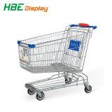 60 Liter europäische Art-Einkaufen-Laufkatze-Karren-