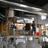 70gsm de Sublimation de Colorant à séchage rapide Rouleau de papier de transfert de chaleur pour les textiles