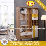 Banheira de venda de vidro temperado vidro fosco armário de madeira (HX-8NR1050)