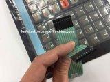 Interruttore di membrana industriale della fonte tipografica del tester di Alphanumetric della tabella della finestra di Tranparent