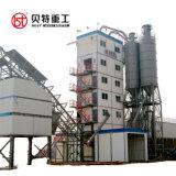 Planta de asfalto de mistura de lotes industriais